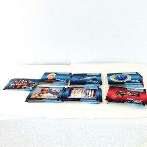 Other - 1992 IMPEL Star Trek The Next Generation 125 Cards